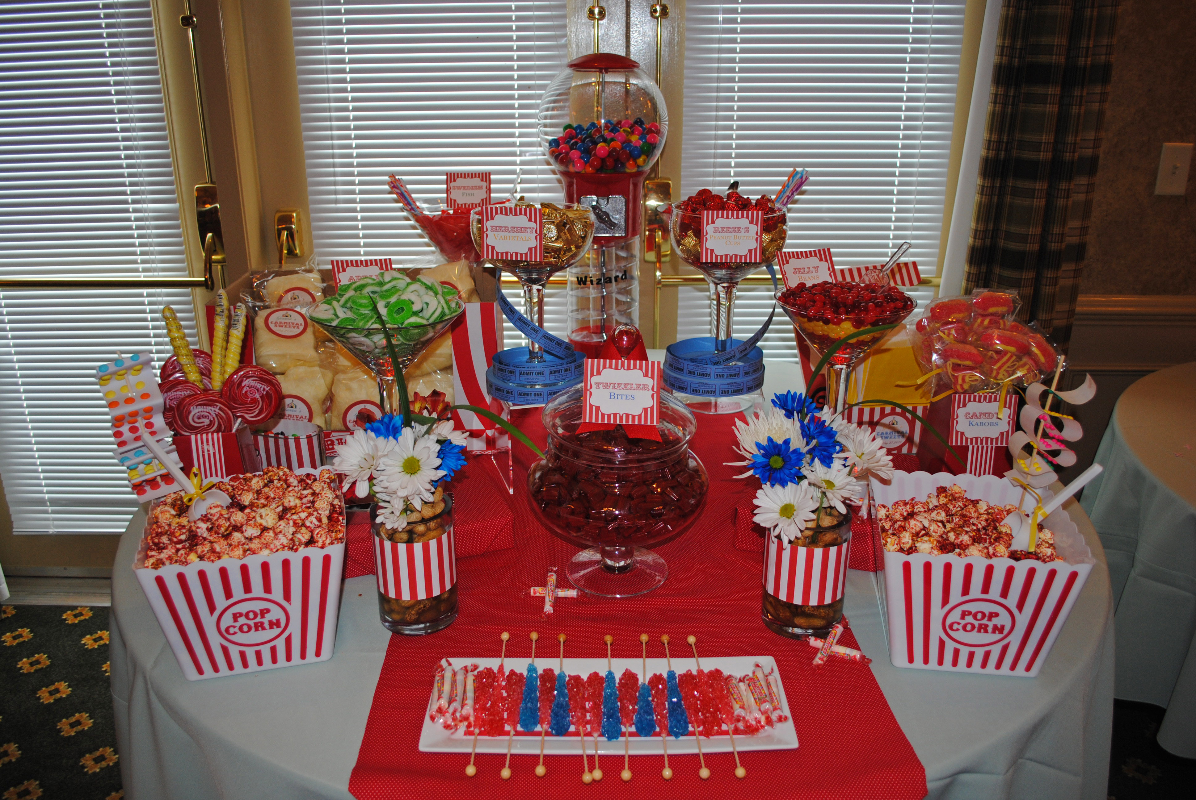 Magnificent Carnival Theme Candy Buffet Tables for Party 3872 x 2592 · 2103 kB · jpeg