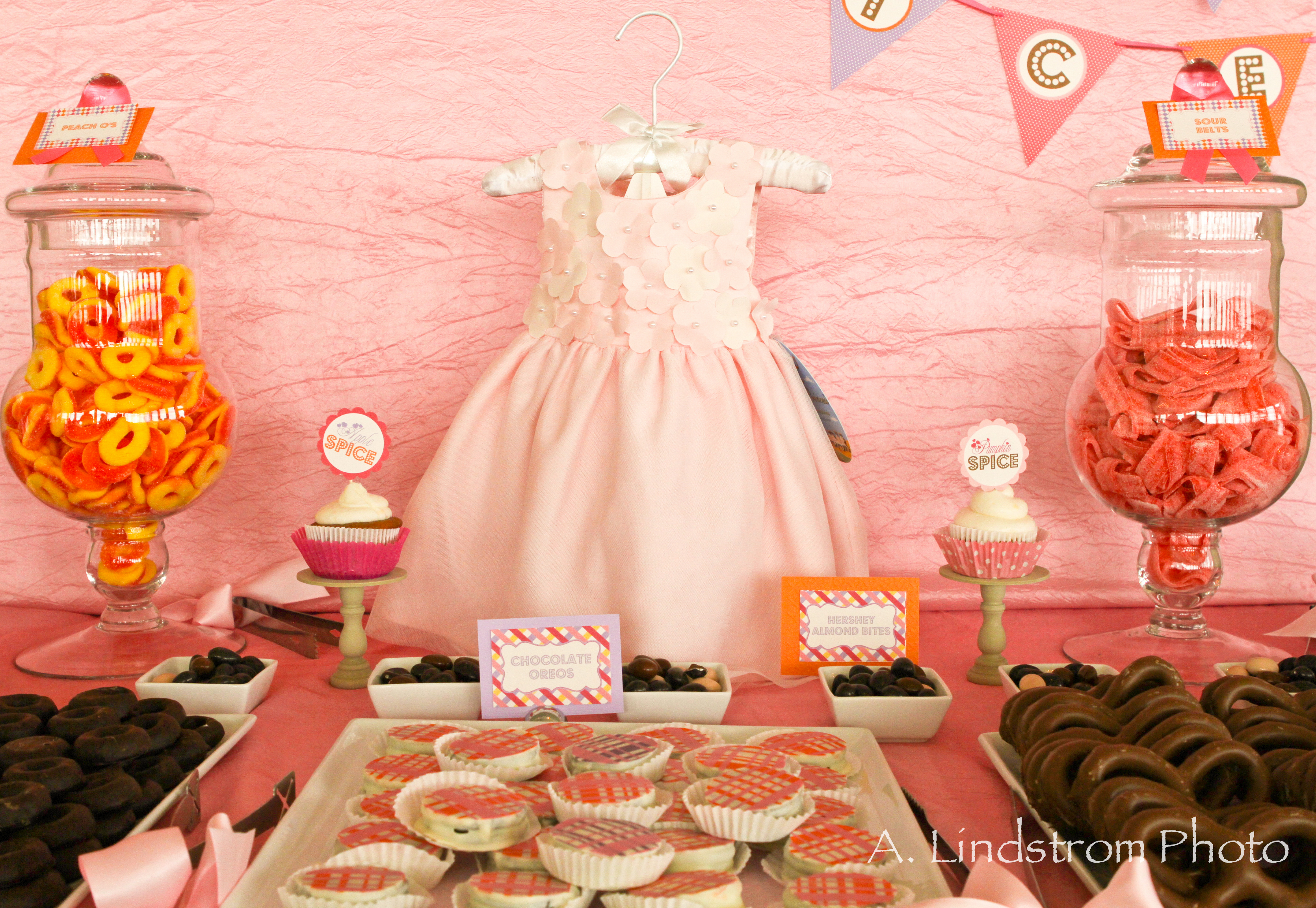 Sugar and spice baby shower party printables cw distinctive