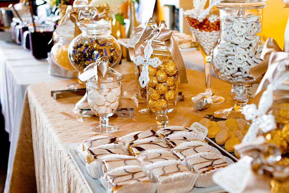 Baptism Candy Tables Cw Distinctive Designs