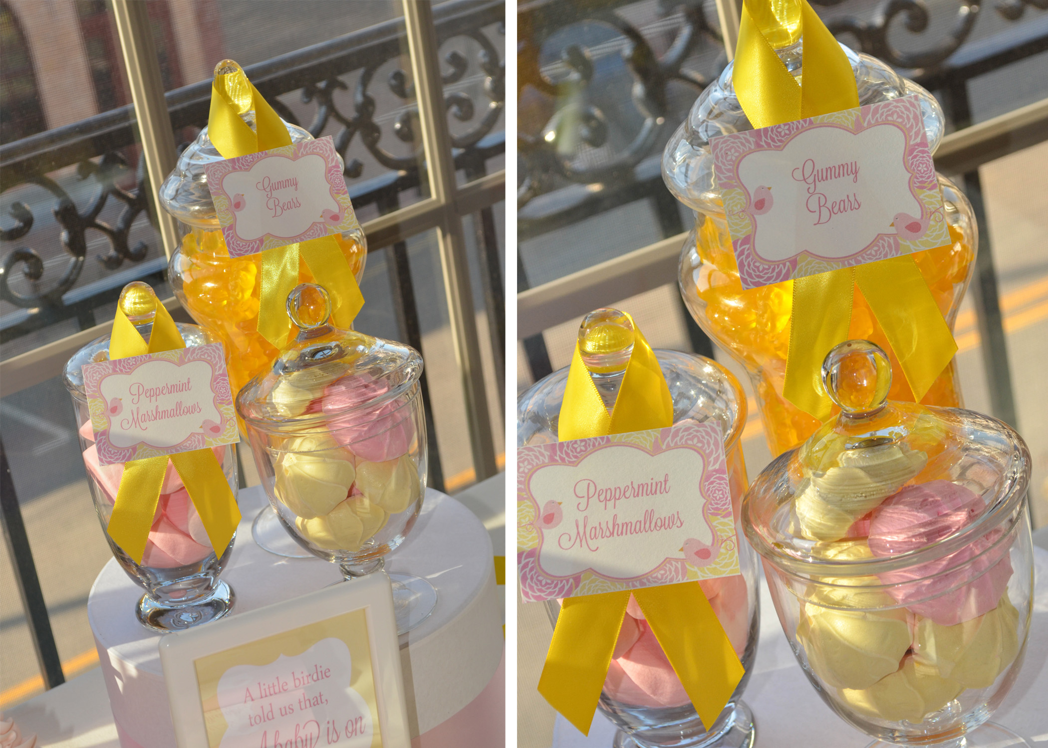 baby showers cw distinctive designs