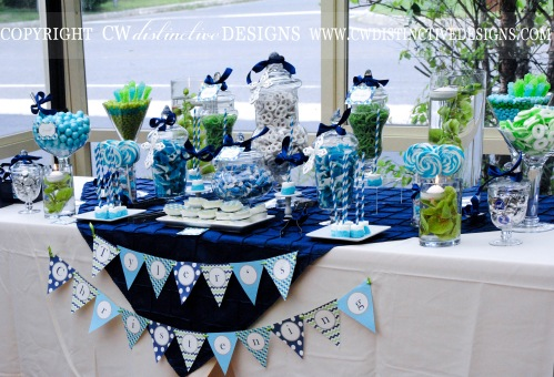 Pretty As A Picture Christening Dessert Table Ideas | LONG HAIRSTYLES