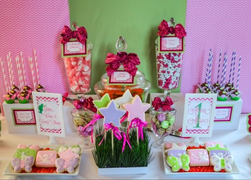 Garden Fairy Birthday Ideas