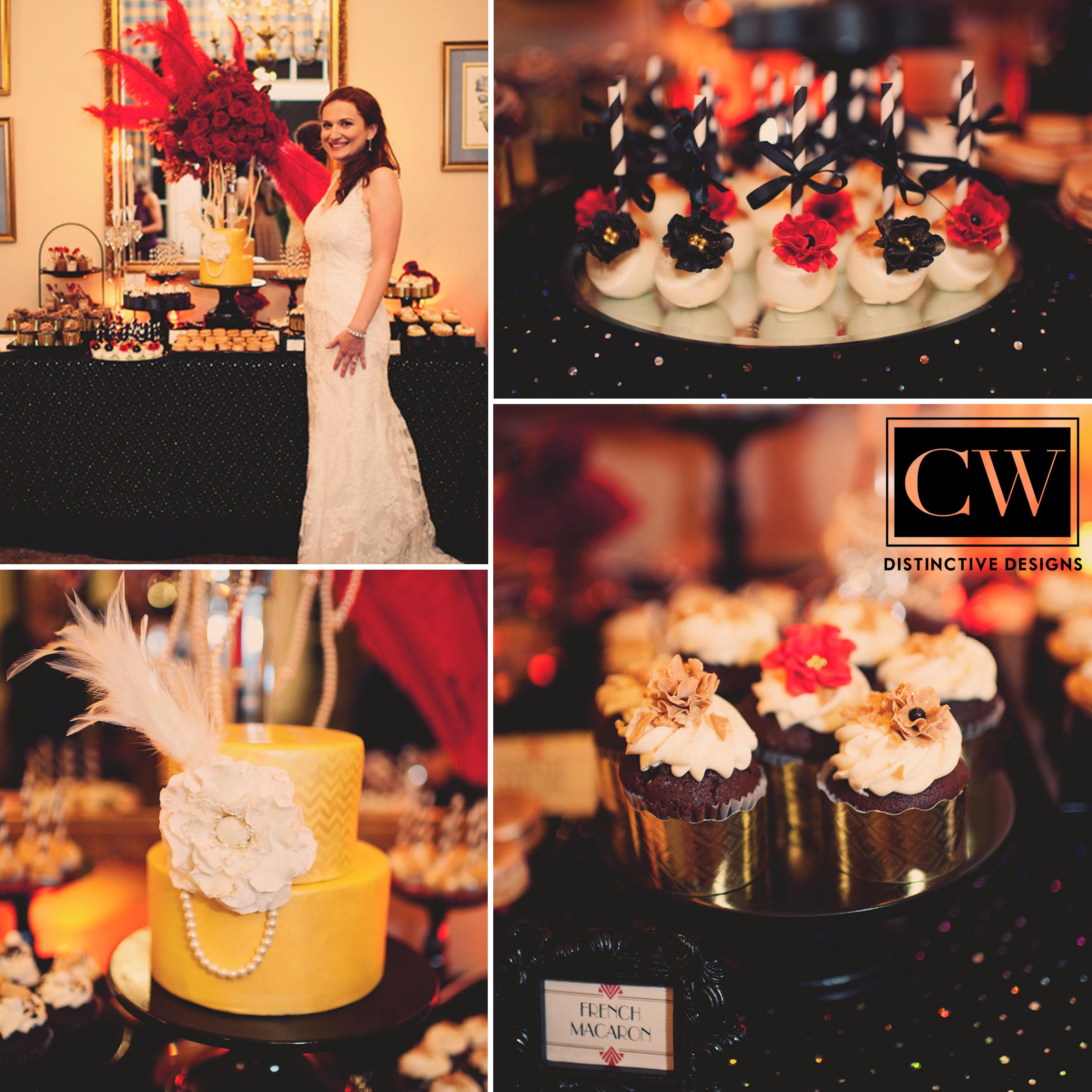 great gatsby wedding – CW distinctive DESIGNS