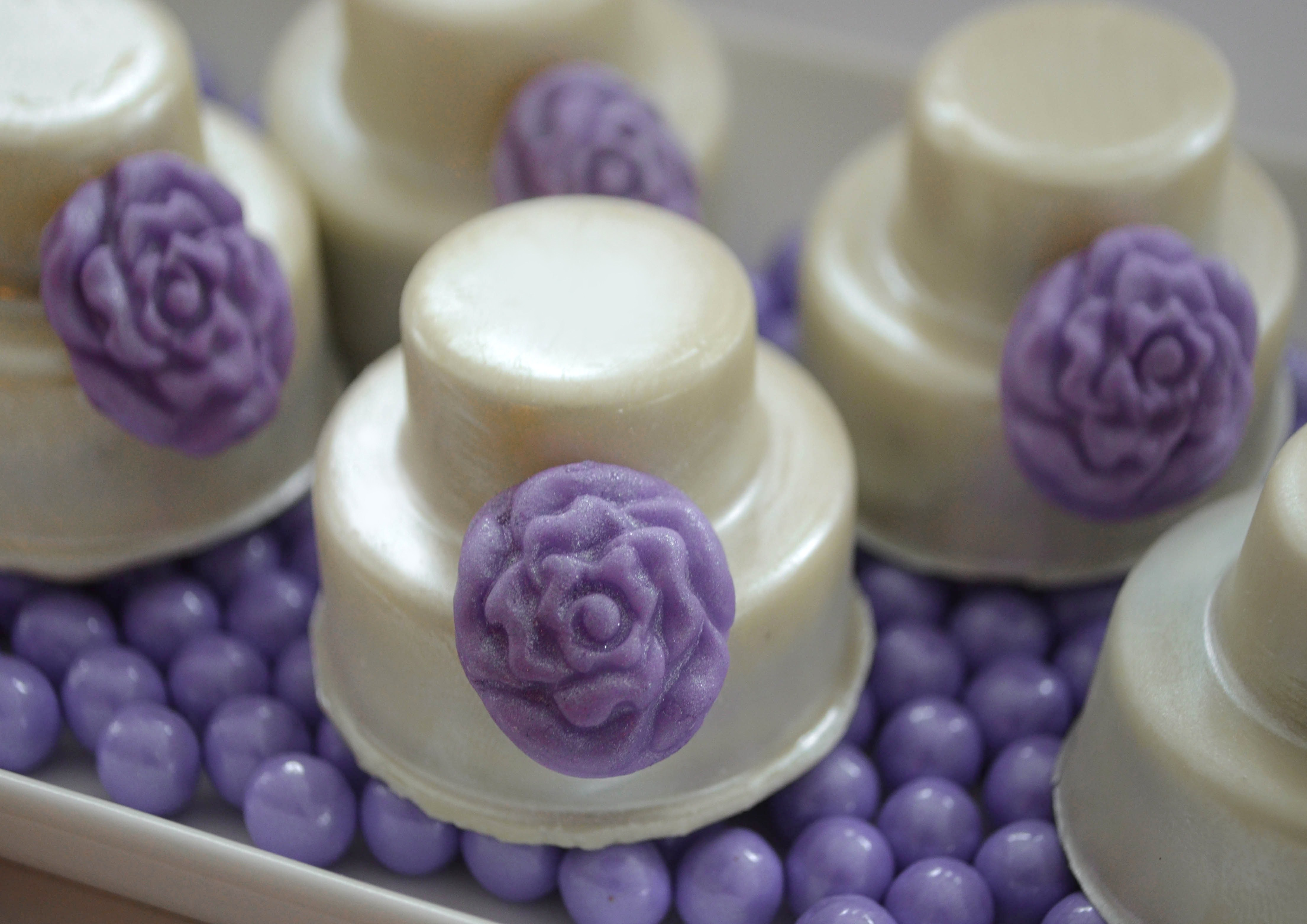 lavendar bridal wedding shower candy buffets and chocolate dessert tables nj nyc pa