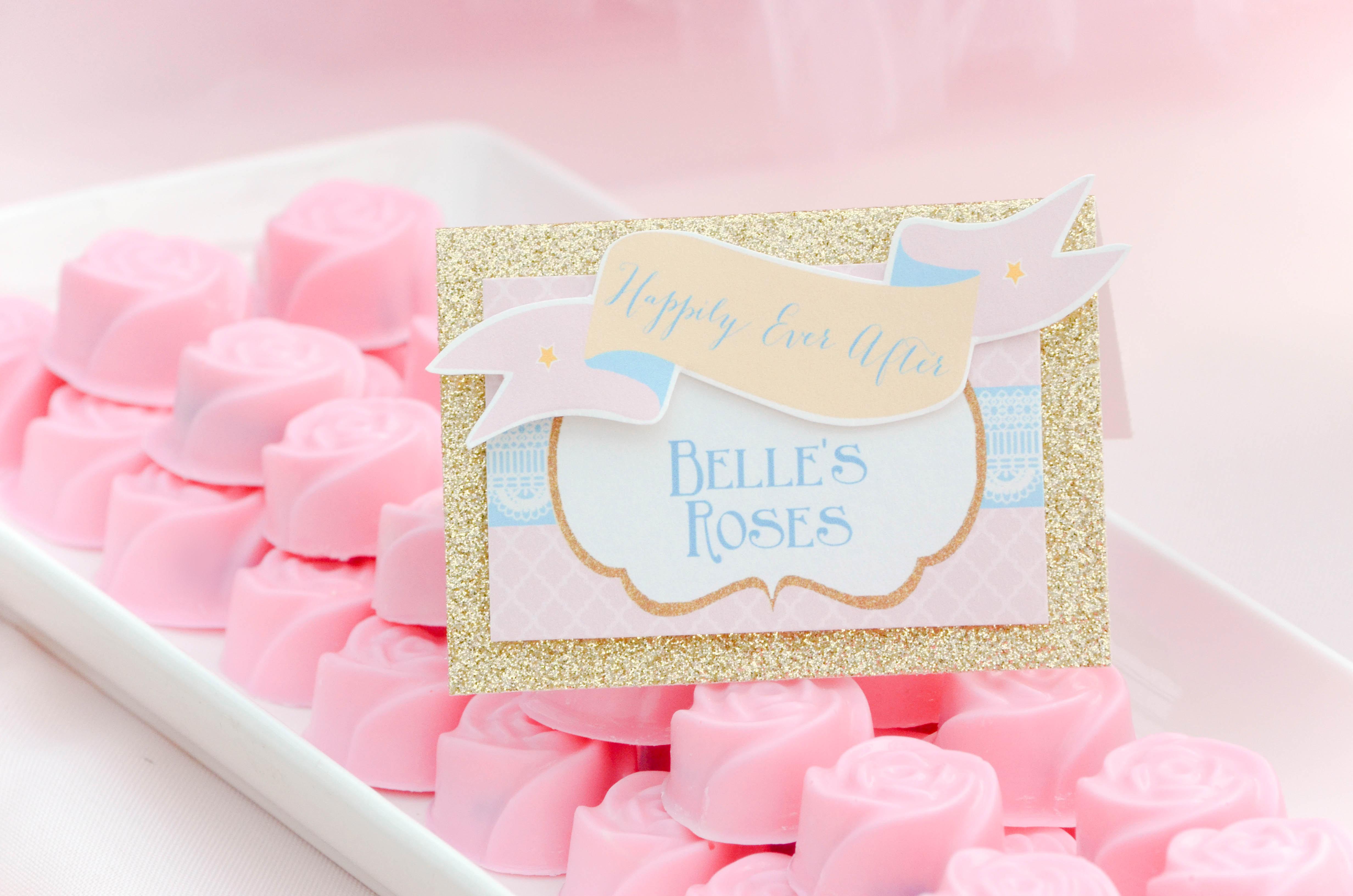 Disney Princess | Happily Ever After – Bridal Shower Dessert Table ...